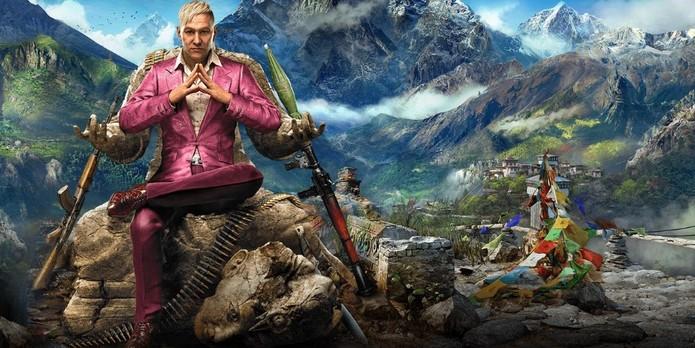 Far Cry 4 (Foto: Divulgação)