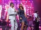 Famosos vão a show de Ivete Sangalo e Criolo em homenagem a Tim Maia