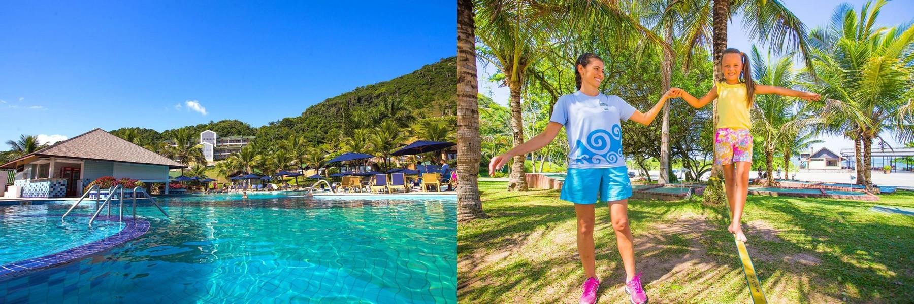 Infinity Blue Resort  (Foto: Divulgação)