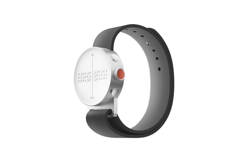 Dot Watch, o primeiro wmartwatch para deficientes visuais (Foto: Divulgação)