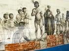 Prefeitura de Itanhaém irá restaurar painel de azulejo do século passado