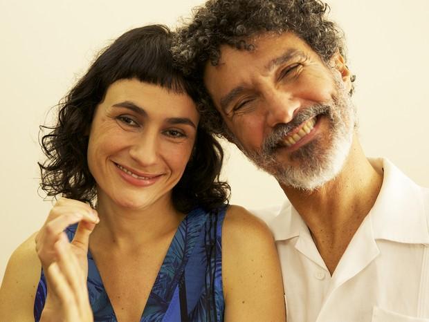 Os jornalistas Lia Bock e Ivan Martins, ex-casados, eles se unem para falar de relacionamentos (Foto: divulgação)