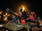 Tiros, desespero e prateleiras vazias nos mercados: brasileiros relatam pânico na Turquia
