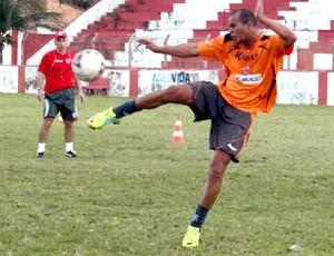 CRB faz treino tático na Pajuçcara CRB (Foto: Divulgação / Site oficial do CRB)