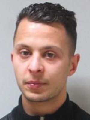 Salah Abdeslam em foto não datada (Foto: Belgian Federal Police via AP)
