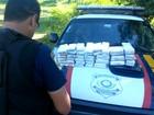 Chileno é preso com 6 kg de crack e 12 kg de maconha em ônibus no PR