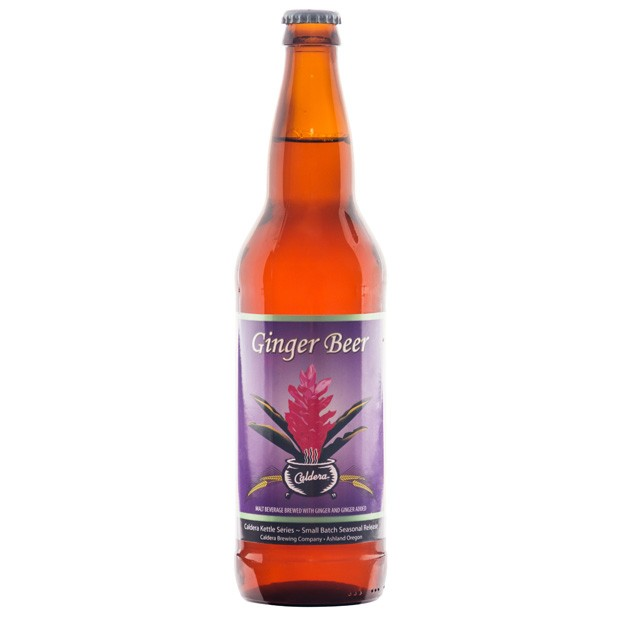 Caldera Ginger Beer (Foto: Divulgação)