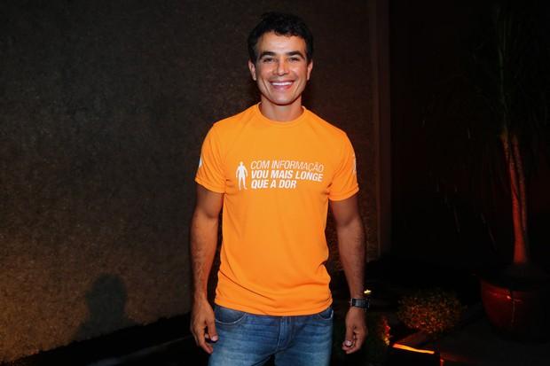 Anderson Di Rizzi em evento em São Paulo (Foto: Manuela Scarpa / Foto Rio News)