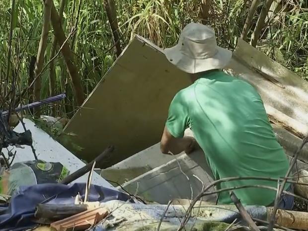 Trabalhos contra dengue começam a ser intensificados, diz Vigilância (Foto: Reprodução/TV TEM)