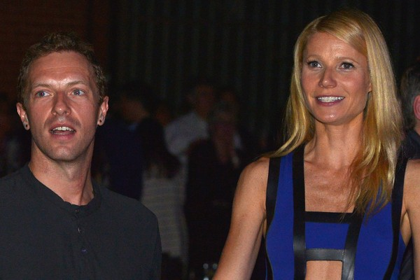 Gwyneth Paltrow e Chris Martin (Foto: Getty Images)