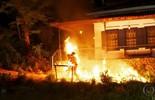 Confira os bastidores do incêndio na fazenda de 'Êta Mundo Bom'