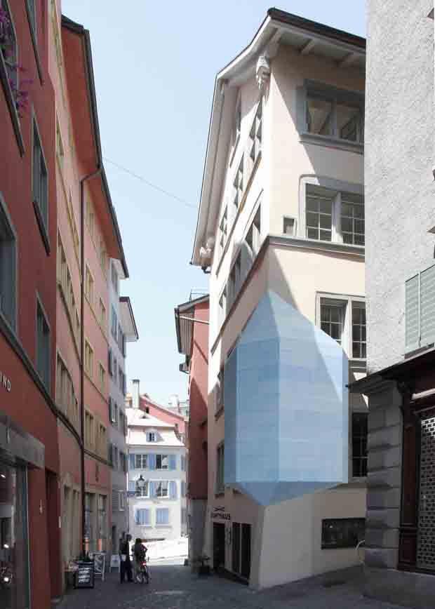 Manifesta Zurique  (Foto: Cortesia Carl Freedman Gallery e)
