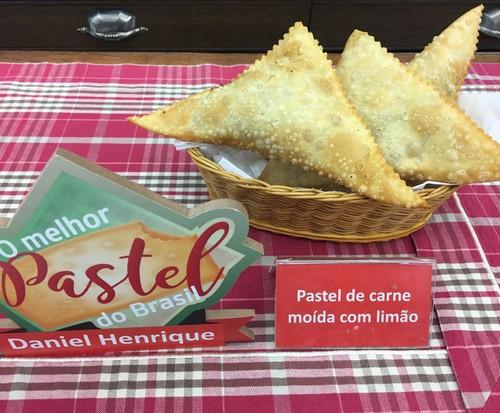Pastel de Carne Moída com Limão (Árabe)