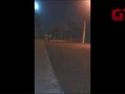 Internauta registra meteoro que passou pelo oeste do Paraná; vídeo