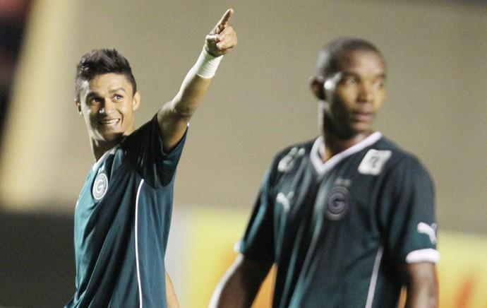 erik goias x atletico-pr (Foto: CARLOS COSTA/Futura Press/Agência Estado)