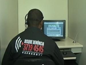 Disque-Denúncia (Foto: Reprodução/ TV Asa Branca)