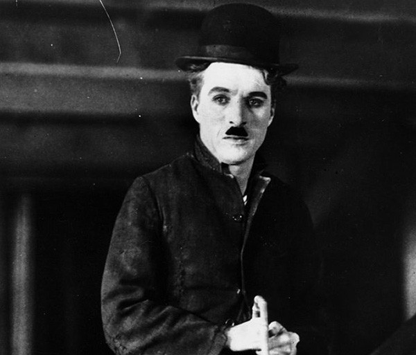 Charlie Chaplin (Foto: Getty Images)