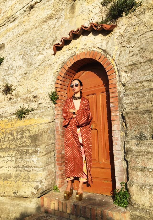Aureta Thomollari (Foto: Instagram/Reprodução)