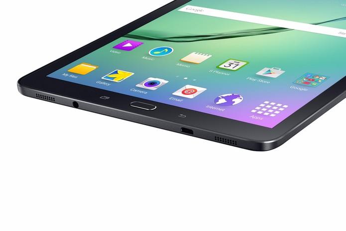 Modelos do Samsung Galaxy Tab S2 tem design superfino (Foto: Divulgação/Samsung)