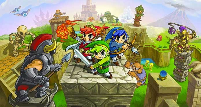 The Legend of Zelda: TriForce Heroes (Foto: Divulgação/Nintendo)