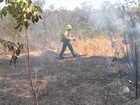 Região de Barreiras tem mais de 240 focos de incêndio, segundo Prevfogo