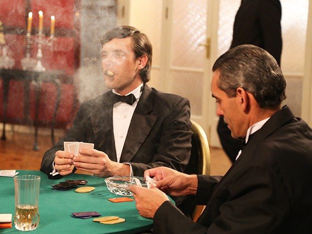 Caíque queria triplicar seu dinheiro em jogos de sorte (Foto: Maria Clara Lima/Gshow)