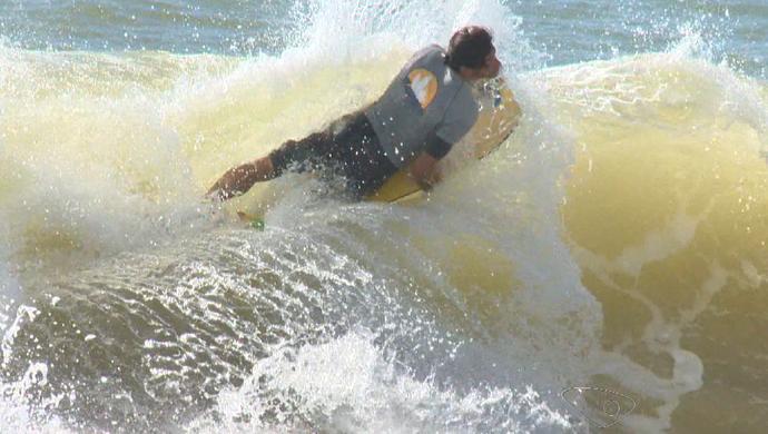 Bodyboard (Foto: Reprodução/TV Gazeta)