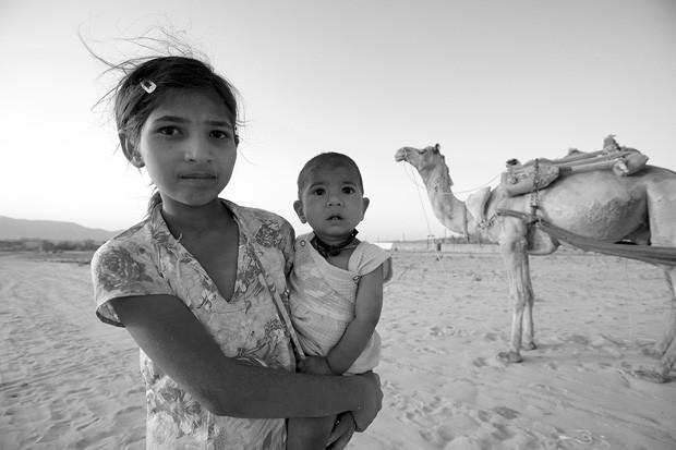 Vida Cigana no Deserto (Foto: Henrique de Campos / Divulgação)