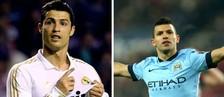 Real Madrid e Manchester City jogam por vaga na grande final (montagem/GE)