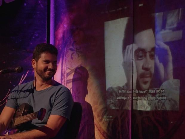 Espetáculo trás músicas, entrevistas e curiosidade de Renato Russo (Foto: Divulgação)