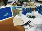 Associação Fotoativa promove laboratório de cianotipia, em Belém