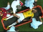 Neymar sofre fratura em vértebra e está fora da Copa do Mundo