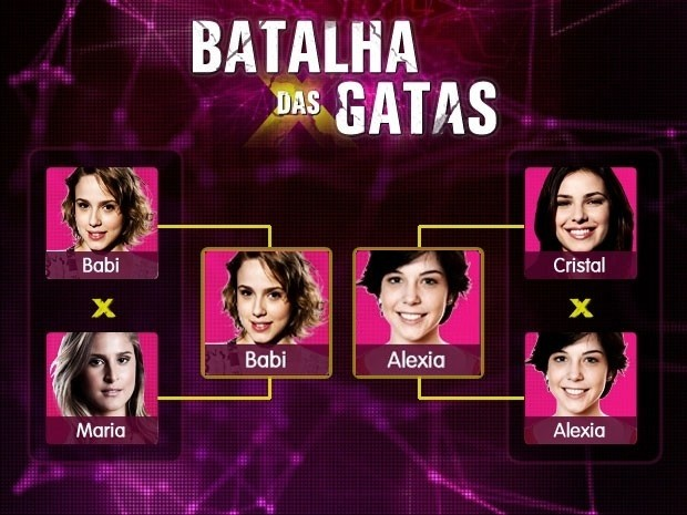 Batalha das Gatas de Malhação chega à final!  (Foto: Malhação / TV Globo)