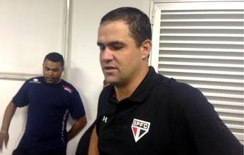 Jardine cita qualidade do elenco do São Paulo após vitória com reservas