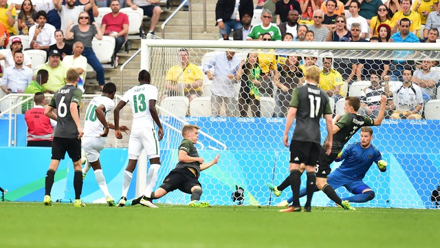 f7f1de08f8 Nigéria x Alemanha - Jogos Olímpicos - Futebol masculino 2016-2016 ...