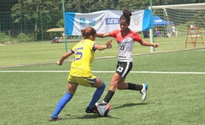 Campeonato Brasileiro Escolar de Futebol Feminino (Foto: CBDE)