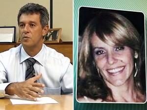 Alexandre Werneck e Livia Viggiano da Rocha desapareceram na Serra do Cipó, Região Central de Minas Gerais (Foto: Reprodução/TV Globo)