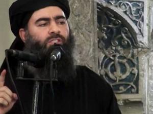 """Líder do """"Estado islâmico"""" se autodeclarou califa e quer implementar sharia em território dominado (Foto: AP)"""