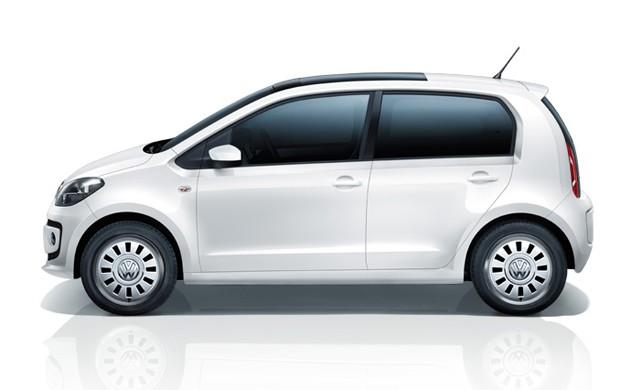 Volkswagen Up! europeu (Foto: Divulgação)