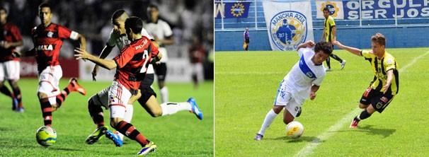 Flamengo e Volta Redonda se enfrentam no Campeonato Carioca (Foto: Reprodução/Divulgação)