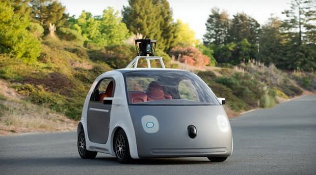 Carro-robô do Google está pronto para ser testado sem motorista (Foto: Divulgação)