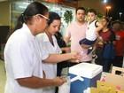 Começa campanha da 2ª dose de vacinação ( Maciel Rufino/Secom Maceió)