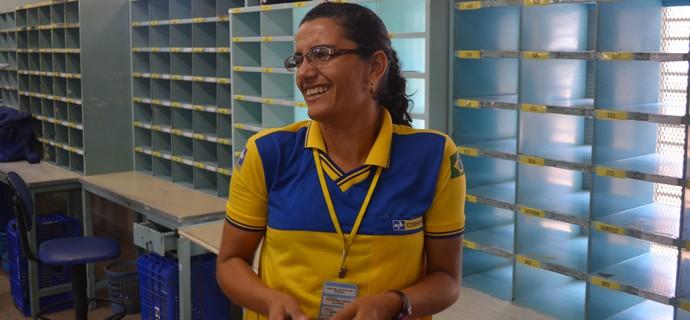 Carteira esbanja alegria (Foto: Bruno Willemon/GloboEsporte.com)
