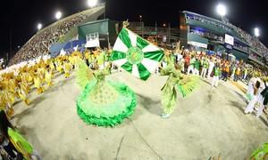Mais 7 escolas desfilam pela Série A do carnaval do Rio; veja programação