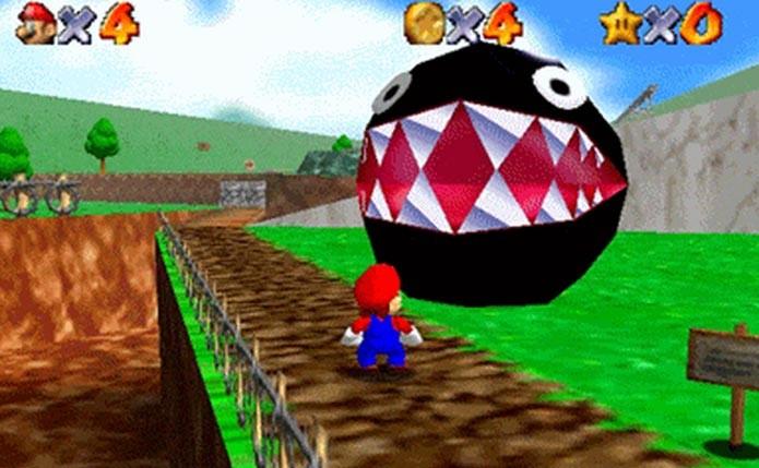 O Chaim Chomp, temido por Miyamoto (Foto: Reprodução)
