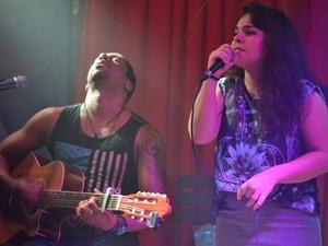 Dandara e Eudes Diaz  (Foto: Divulgação/Liz Baia)