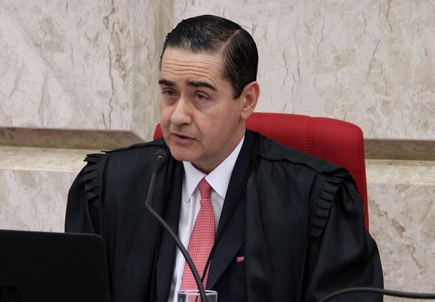 O desembargador Carlos Eduardo Thompson Flores Lenz, presidente do Tribunal Regional Federal da 4ª Região (TRF4) (Foto: Divulgação)