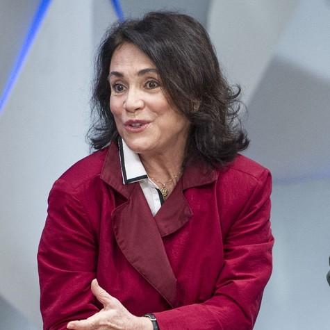Regina Duarte estará em Sete vidas (Foto: João Cotta/ TV Globo)