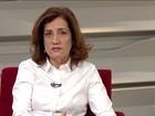Miriam Leitão comenta novo rebaixamento da nota do Brasil