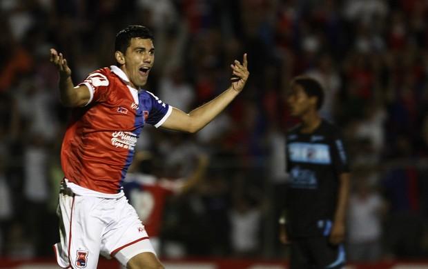 Anderson gol Paraná (Foto: Geraldo Bubniak / Ag. Estado)